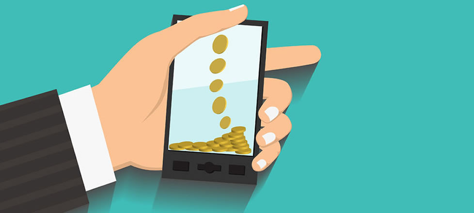 Mobile Payment Technology: Step Up and Grab It