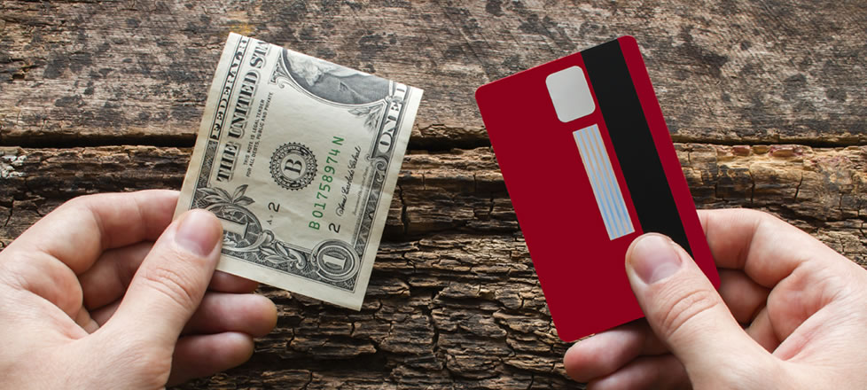 Cash Is the Wallet Dinosaur. What Does This Mean for Cards?