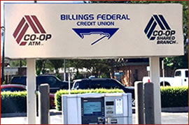 Drive ATM Traffic with Engaging New Signage – Subsidized by CO-OP!