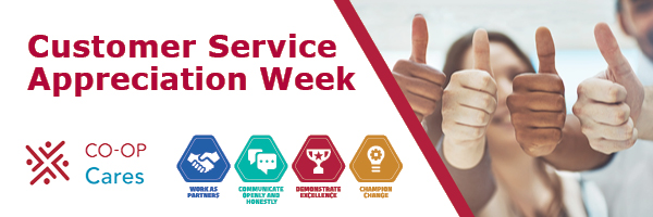 How We Celebrated National Customer Service Week